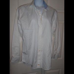 Thomas Dean White Shirt